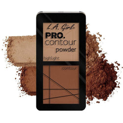 LA Girl Pro Contour Powder - Tan - cheap makeup, cosmetic & clearance sales at the LoveMy Makeup online store NZ