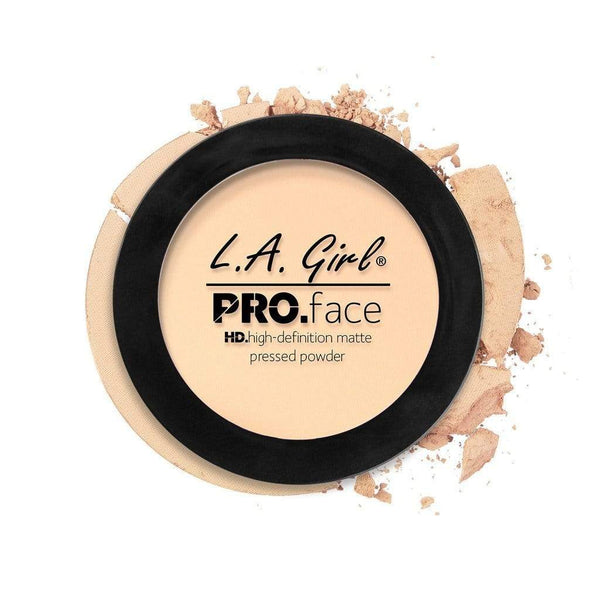 LA Girl Pro Face Powder - 601 Fair - cheap makeup, cosmetic & clearance sales at the LoveMy Makeup online store NZ