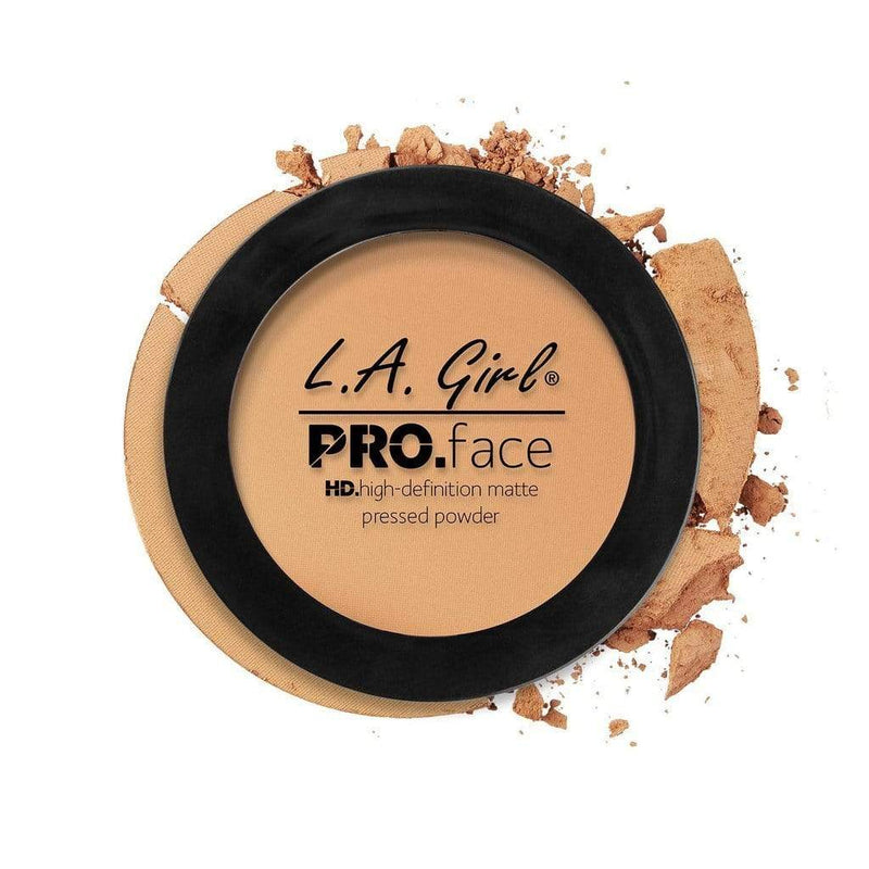 LA Girl Pro Face Powder - 610 Classic Tan - cheap makeup, cosmetic & clearance sales at the LoveMy Makeup online store NZ