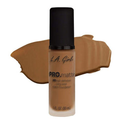 LA Girl Pro Matte Foundation - 682 Cafe - cheap makeup, cosmetic & clearance sales at the LoveMy Makeup online store NZ