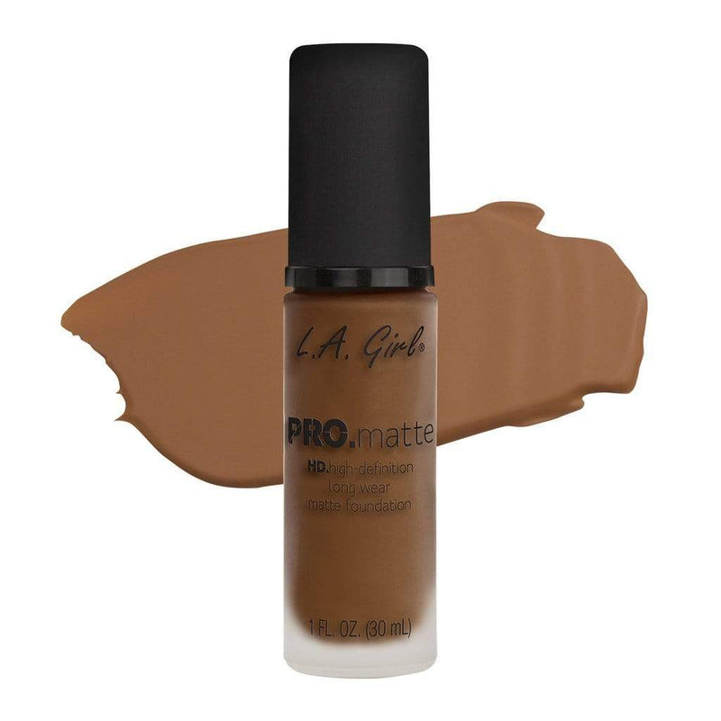 LA Girl Pro Matte Foundation - 721 Soft Sable - cheap makeup, cosmetic & clearance sales at the LoveMy Makeup online store NZ