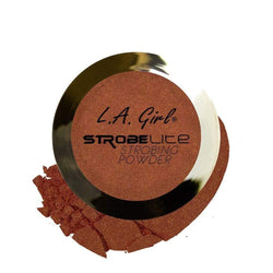 LA Girl Strobe Lite Powder - 10 Watt - cheap makeup, cosmetic & clearance sales at the LoveMy Makeup online store NZ