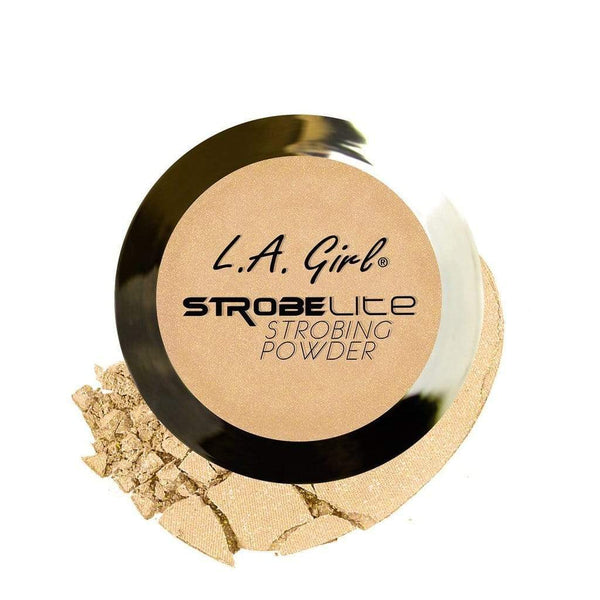 LA Girl Strobe Lite Powder - 100 Watt - cheap makeup, cosmetic & clearance sales at the LoveMy Makeup online store NZ