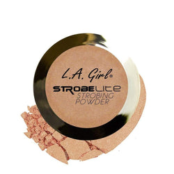 LA Girl Strobe Lite Powder - 50 Watt - cheap makeup, cosmetic & clearance sales at the LoveMy Makeup online store NZ