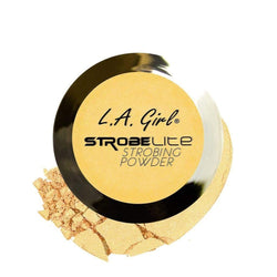 LA Girl Strobe Lite Powder - 60 Watt - cheap makeup, cosmetic & clearance sales at the LoveMy Makeup online store NZ