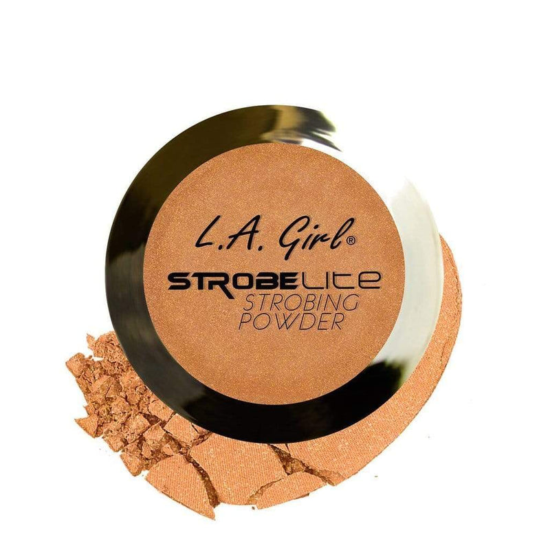 LA Girl Strobe Lite Powder - 80 Watt - cheap makeup, cosmetic & clearance sales at the LoveMy Makeup online store NZ