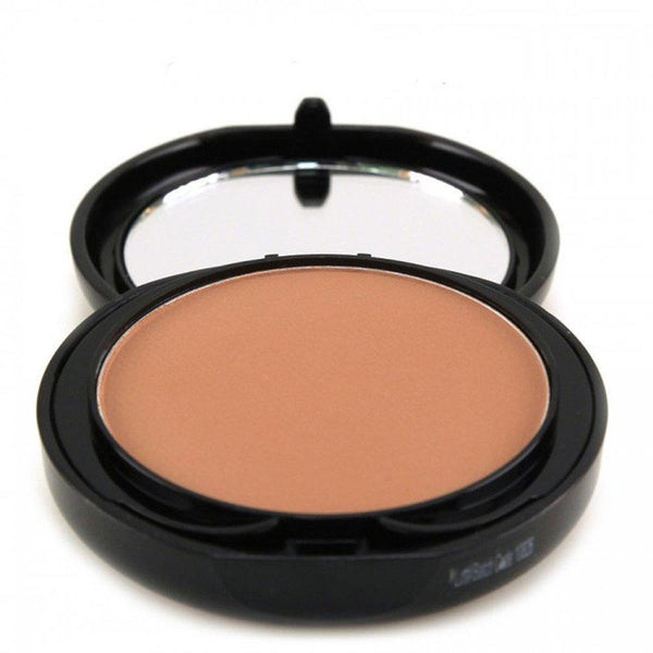 LA Girl Ultimate Pressed Powder (Creamy Mocha) - makeup nz cosmetics beauty la girl
