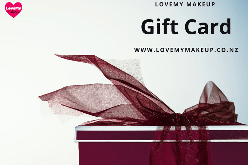 LoveMy Makeup Gift Card - cheap makeup, cosmetic & clearance sales at the LoveMy Makeup online store NZ
