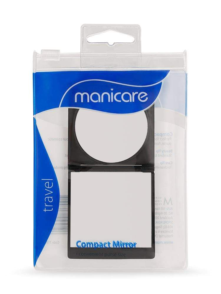 Manicare Compact Mirror - cheap makeup, cosmetic & clearance sales at the LoveMy Makeup online store NZ