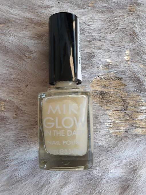 Miki Glow In The Dark Nail Polish (White Light) - cheap makeup, cosmetic & clearance sales at the LoveMy Makeup online store NZ