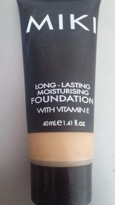 Miki Long Lasting Foundation (Beige) - cheap makeup, cosmetic & clearance sales at the LoveMy Makeup online store NZ