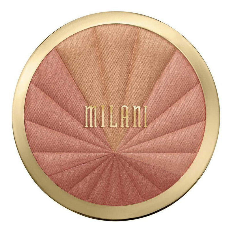 Milani Colour Harmony Blush Palette (02 Bronze Burst) - Create any look with four must-have colours in one palette, designed to work together in harmony. Milani Colour Harmony Blush Palette at LoveMy Makeup NZ
