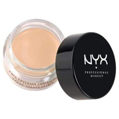 NYX Professional Makeup Full Coverage Concealer - 08 Nutmeg - cheap makeup, cosmetic & clearance sales at the LoveMy Makeup online store NZ