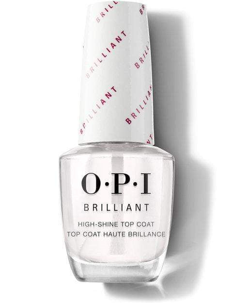 OPI Brilliant Top Coat - 15 mL - cheap makeup, cosmetic & clearance sales at the LoveMy Makeup online store NZ
