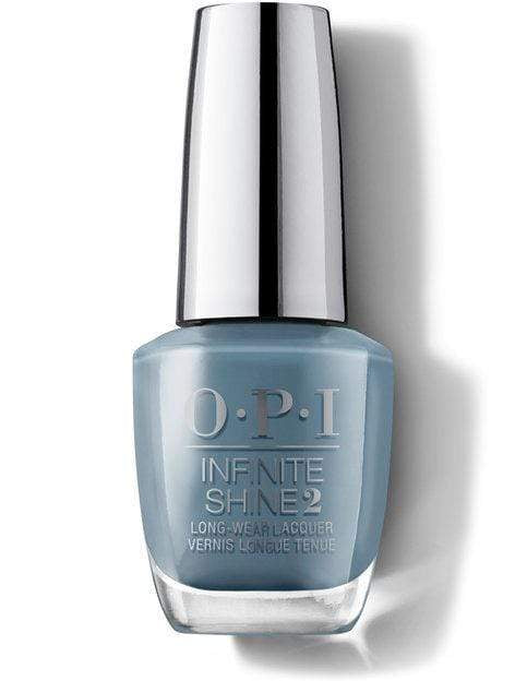 OPI Infinite Shine (Alpaca My Bags) - Pack lightly this green long wear nail polish is all you need! OPI Nail polish at LoveMy Makeup NZ