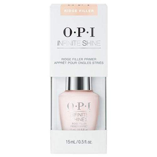 OPI Infinite Shine (Ridge Filler Primer) - Nail ridge filler works as a base coat helping to smooth and fill ridges on the natural surface and provide optimum adhesion to nail colour. OPI Nail aTreatments at LoveMy Makeup NZ