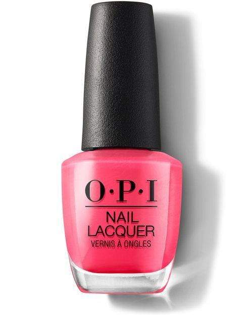 OPI Nail Lacquer - Strawberry Margarita - cheap makeup, cosmetic & clearance sales at the LoveMy Makeup online store NZ