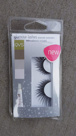 QVS Glamour Lashes Dramatic Extenders with Glue*** - cheap makeup, cosmetic & clearance sales at the LoveMy Makeup online store NZ