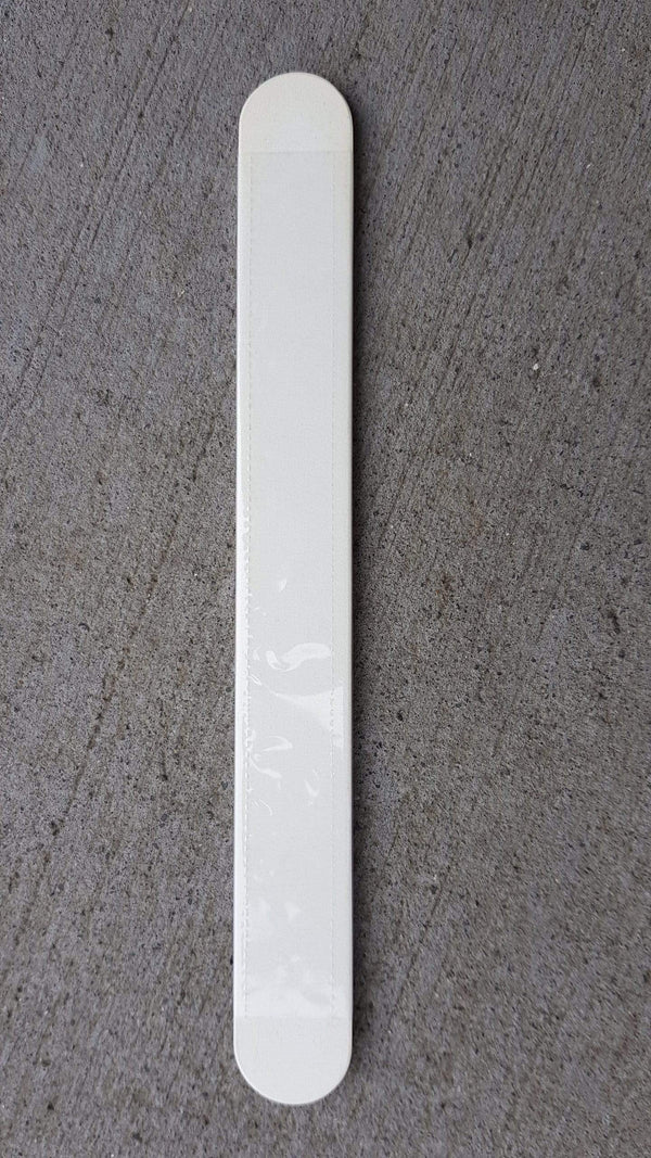 QVS Nail File - White *** - cheap makeup, cosmetic & clearance sales at the LoveMy Makeup online store NZ