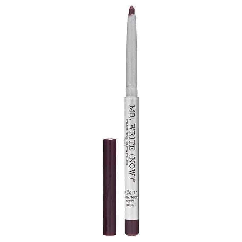The Balm Mr Write Now Eyeliner Pencil - Scott B Bordeaux - cheap makeup, cosmetic & clearance sales at the LoveMy Makeup online store NZ