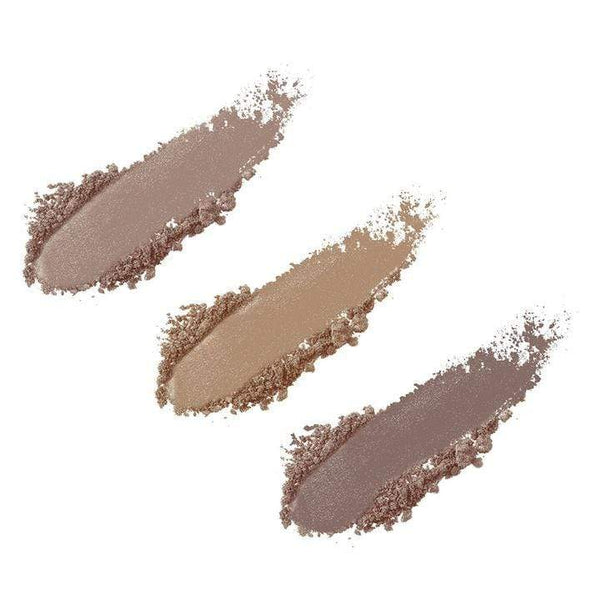 The Creme Shop 123 Smile Shading Powder Trio Shade Light - cheap makeup, cosmetic & clearance sales at the LoveMy Makeup online store NZ