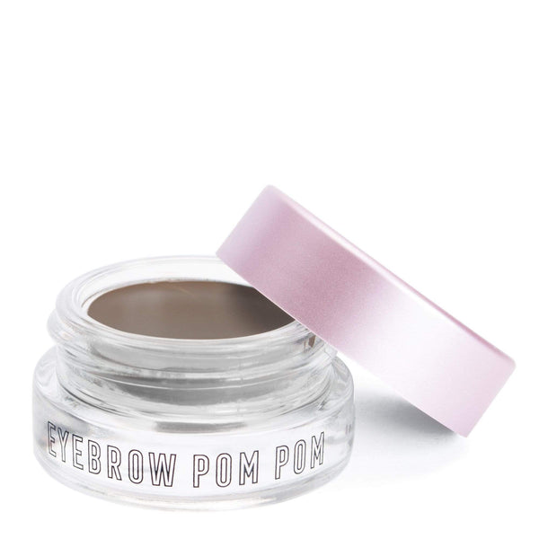 The Creme Shop Eyebrow Pom Pom Shade Dark Brown - cheap makeup, cosmetic & clearance sales at the LoveMy Makeup online store NZ