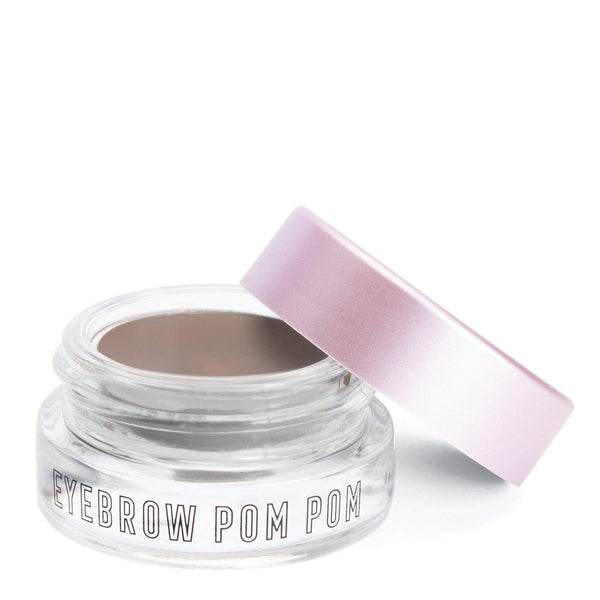 The Creme Shop Eyebrow Pom Pom Shade Soft Brown - cheap makeup, cosmetic & clearance sales at the LoveMy Makeup online store NZ