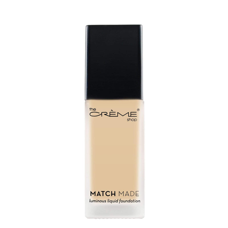 The Creme Shop Match Made Foundation Shade 12 - cheap makeup, cosmetic & clearance sales at the LoveMy Makeup online store NZ