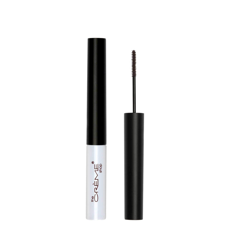 The Creme Shop Swipe Right Brow Gel Shade Black - cheap makeup, cosmetic & clearance sales at the LoveMy Makeup online store NZ