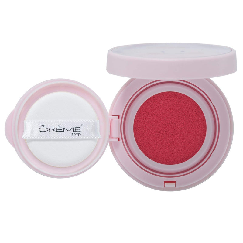 The Creme Shop Tres Cheek Cushion Blush Shade Je Ne Sais Coral - cheap makeup, cosmetic & clearance sales at the LoveMy Makeup online store NZ