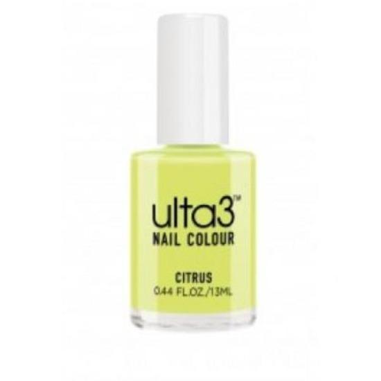 ULTA 3 Nail Colour - Citrus - cheap makeup, cosmetic & clearance sales at the LoveMy Makeup online store NZ
