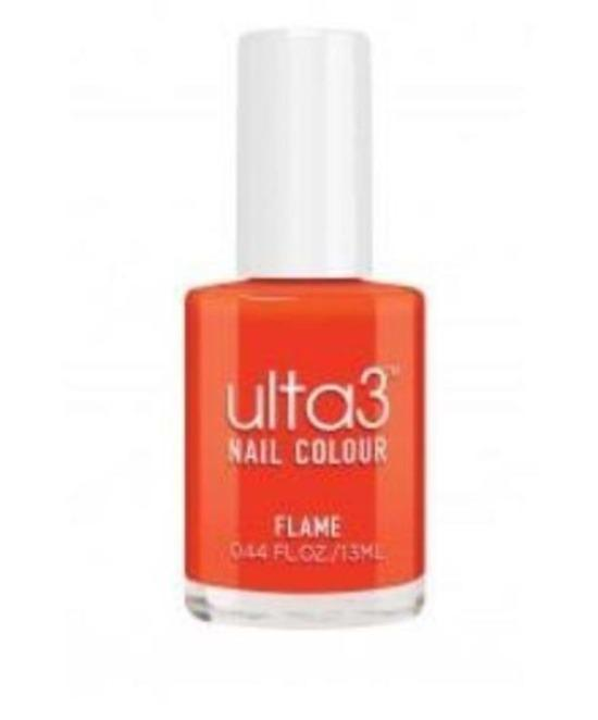 ULTA 3 Nail Colour - Flame - cheap makeup, cosmetic & clearance sales at the LoveMy Makeup online store NZ