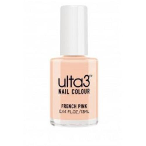 ULTA 3 Nail Colour - French Pink - cheap makeup, cosmetic & clearance sales at the LoveMy Makeup online store NZ