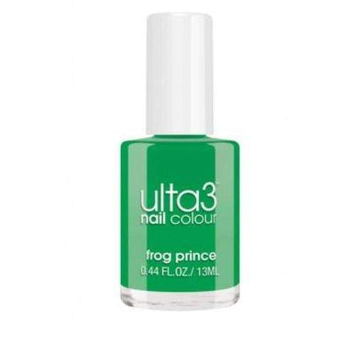 ULTA 3 Nail Colour - Frog Prince - cheap makeup, cosmetic & clearance sales at the LoveMy Makeup online store NZ