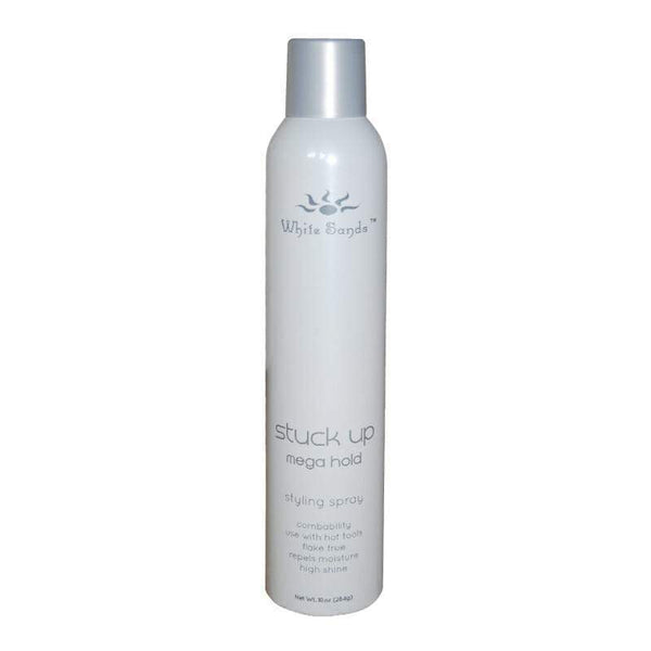 White Sands Stuck Up Hair Spray Mega Hold 284g - cheap makeup, cosmetic & clearance sales at the LoveMy Makeup online store NZ