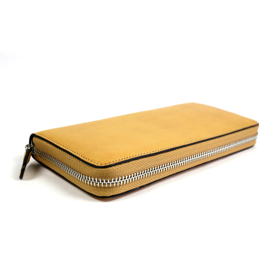 W zip wallet /Tan