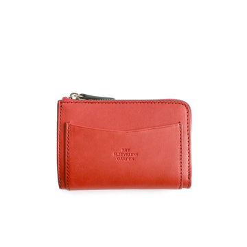 Coin zip purse /Red