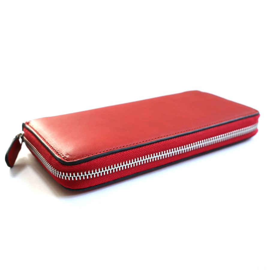 W zip wallet /Red