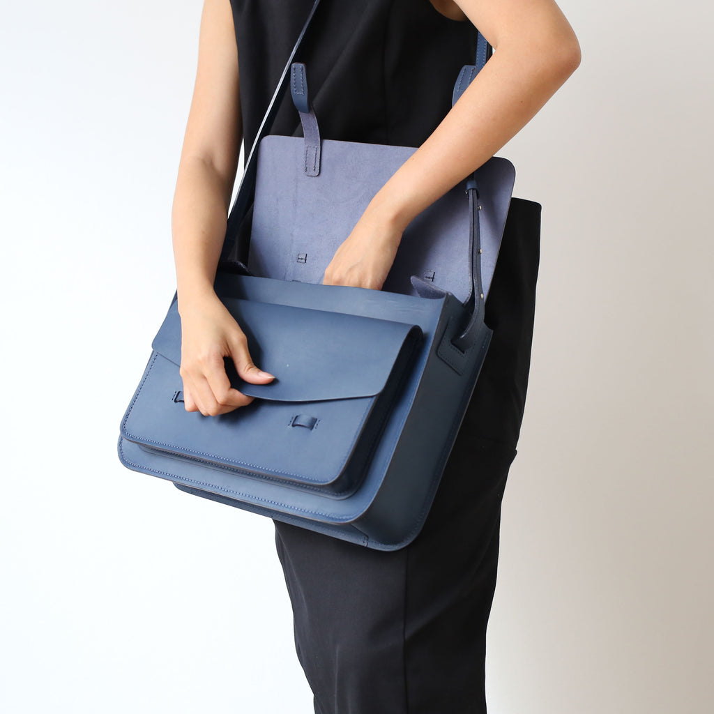 Cascata /Navy blue