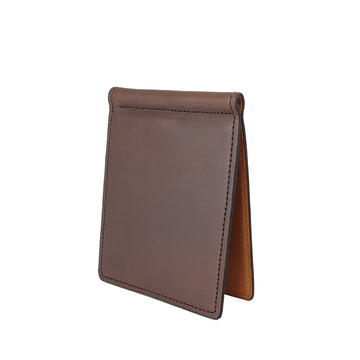Money clip /Brown