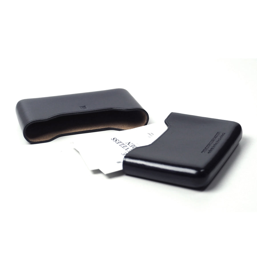 Namecard case /Granite BLACK