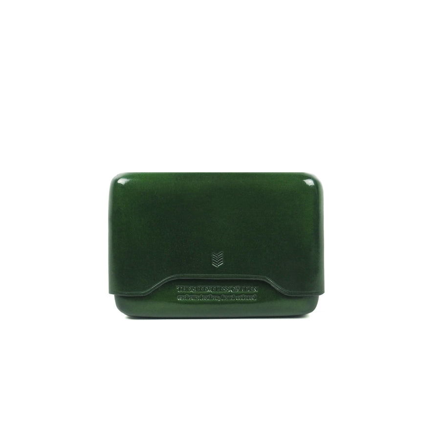 Namecard case /Moss GREEN