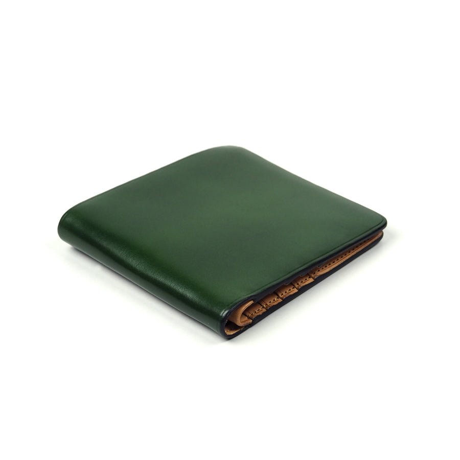 Square bifold /Moss Green