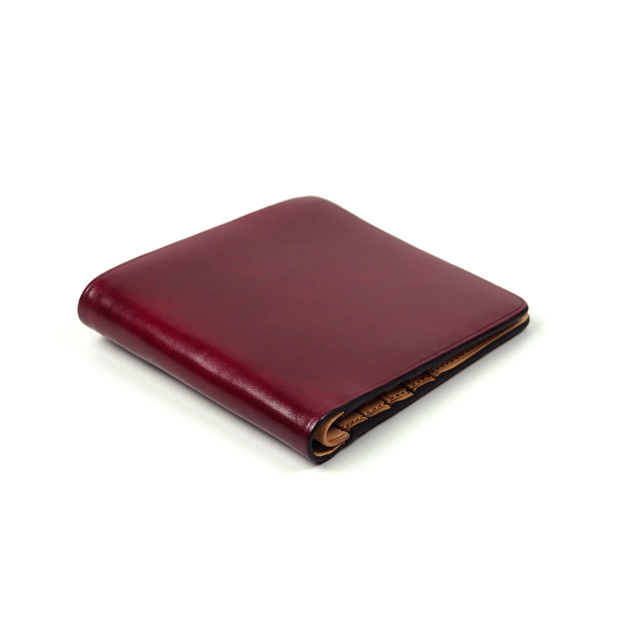 Square bifold /Oxide RED