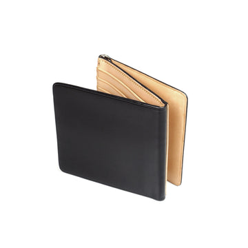 tai-money-clip-wallet-leather-goods-hand-dyeing-sleeveless-garden