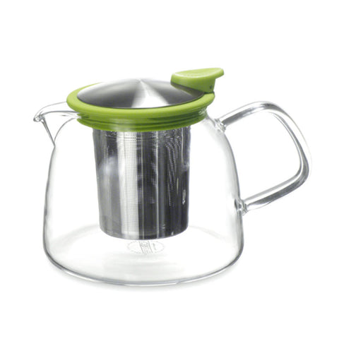 Teapot Bell with Basket Infuser 24 oz. / 730 ml.