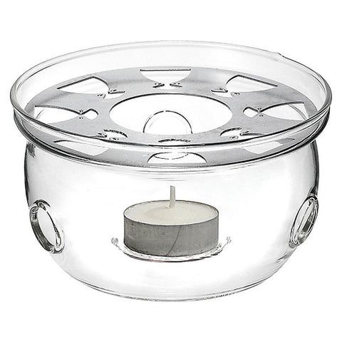 Glass Tea Warmer Cozy Lead Free