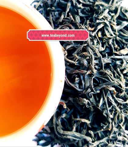 Tea Sampler DETOX Flowering Tea (4 ct) Jasmine (20g) Natural Earl Grey (20g) Caramel Black(20g)