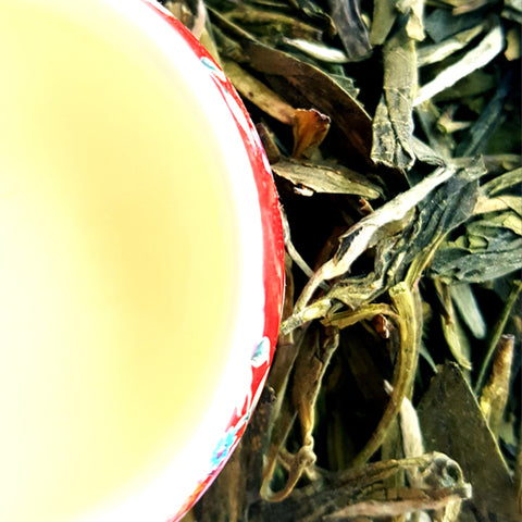 Natural Stress-NONE Green Tea