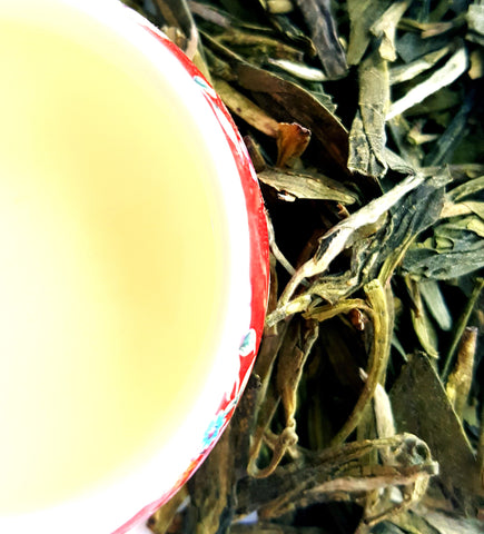 Natural Stress-less Green Tea